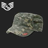 라피드 도미넌스(Rapid Dominance) [Rapid Dominance] Adjustable Universal Digital BDU Patrol Cap (ACU) - 라피드 도미넌스 BDU 모자 (ACU)