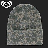 라피드 도미넌스(Rapid Dominance) [Rapid Dominance] Cuff Beanies Watch Caps Universal Digital (ACU) - 라피드 도미넌스 비니 (ACU)