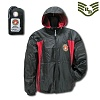 [Rapid Dominance] 2 Tone Military Windbreaker Marines (Black) - ���ǵ� ���̳ͽ� ���غ� ����극��Ŀ (�?)