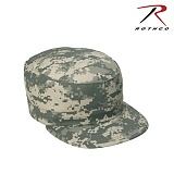 로스코(Rothco) [Rothco] Ultra Force Fatigue Cap (ACU) - 로스코 패트롤 캡 모자 (ACU)