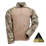 511 택티컬(511 Tactical) [5.11 Tactical] MultiCam TDU® Rapid Assault Shirt - 멀티캠 TDU 어썰트 긴팔 셔츠