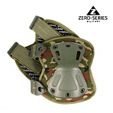 제로(ZERO) [Kinryu Japan] Zero New X Knee Pad (JSDF) - 킨료재팬 제로 뉴 엑스 니패드 (JSDF)