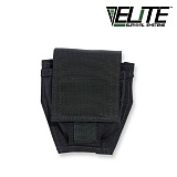 엘리트서바이벌(Elite Survival System) [Elite Survival Systems] Handcuff Pouch (Black) - 호신용 수갑 파우치 (블랙)