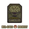[Mil-Spec Monkey] Canceled PVC (Multicam) - �н��� ��Ű ĵ�� PVC ��ġ (��Ƽķ)
