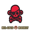 [Mil-Spec Monkey] Skullmonkey Pirate (Red/Black) - �н��� ��Ű ���� ��Ű ���̷�Ʈ ��ġ (����?)