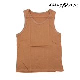 카미존(KarmyZone) [Karmy Zone] Sleeveless Shirt Under Wear (Coyote) - 카미존 군용 민소매 런닝 (코요테)