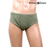 카미존(KarmyZone) [Karmy Zone] Triangle Briefs (OD) - 카미존 군용 삼각 팬티 (OD)