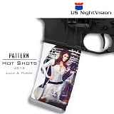US 나이트 비젼(US Night Vision) [US Night Vision] Rapid Mag Wraps (Lucy and Pussy) - US 나이트 비젼 라피드 맥 랩 핫 샷 (루시 앤 푸시)