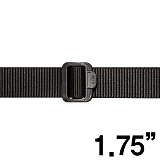 [5.11 Tactical] 1.75 inch TDU Belt (Black) - 5.11 ��Ƽ�� �ö�ƽ ��Ŭ TDU ��� ��Ʈ 1.75��ġ�� (�?)