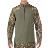 [5.11 Tactical] Rapid Response Quarter Zip (REALTREE X-TRA) - 5.11 ��Ƽ�� ���ǵ� ������ ���� ¤ (����Ʈ�� ����Ʈ��)