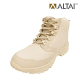 알타이 기어(Altai Gear) [Altai Gear] MF Military Boot-Low Top (TAN) - 알타이기어 MF 밀리터리 부츠 Low-Top (TAN)