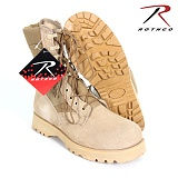 로스코(Rothco) [Rothco] GI Type Sierra Sole Tactical Boots (TAN) - 로스코 GI 스타일 정글 부츠 (TAN)