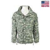 미군부대(GI) [G.I] Gen III ECWCS L5 Soft Shell Cold Weather jacket (ACU) - Gen III 레벨5 소프트쉘 상의 (ACU)