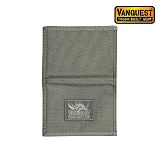 벤퀘스트(Vanquest) [Vanquest] Cache 2.0 RFID Blocking Security Wallet (Wolf Gray) - 벤퀘스트 캐쉬 2.0 RFID 블로킹 시큐리티 월렛 (울