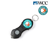 부메랑툴(Boomerang Tool) [WCC] Boomerang Tool Original Fishing Snip With LED (Black) - 부메랑툴 오리지널 피싱 스닙 위드 LED (블랙)