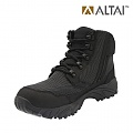 알타이 기어(Altai Gear) [Altai Gear] MF Zip-Up Tactical Boot Low-top (Black) -  알타이기어 MF 택티컬 집업 부츠 Low-Top (블랙)