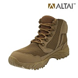 알타이 기어(Altai Gear) [Altai Gear] MF Trekking Zip-Up Boot Low-top (Coyote) -  알타이기어 MF 트레킹 집업 부츠 Low-Top (코요테)