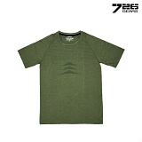 726(726) [726 Gear] Tactel Tactical Performance T-shirt (OD) - 726기어 탁텔 택티컬 퍼포먼스 티셔츠 (OD)