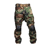 에머슨(EMERSON) [Emerson] Gen 3 Combat Pants Advanced Version 2017 (Woodland) - 에머슨 3세대 전술 바지 (우드랜드)