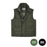 726(726) [726 Gear] Air Force Winter Tactical Vest  - 726 기어 미공군 방한 택티컬 조끼