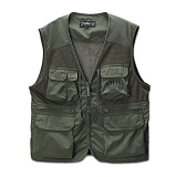 726(726) [726 Gear]] Tactical Outdoor Vest (OD) - 726 택티컬 아웃도어 조끼 (OD)