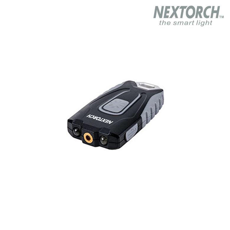 넥스토치(NEXTORCH) GL 20 키체인 라이트 (블랙)